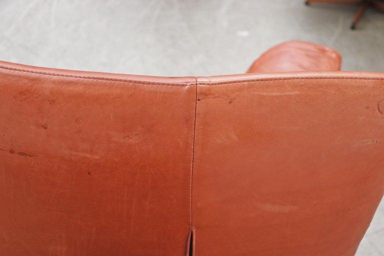 Gerard van den Berg for Montis Leather Sofa For Sale 5