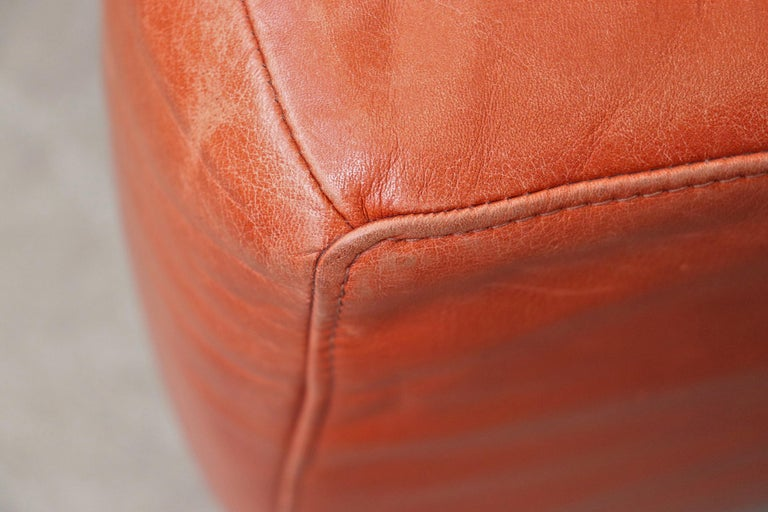 Gerard van den Berg for Montis Leather Sofa For Sale 8