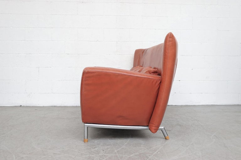 Modern Gerard van den Berg for Montis Leather Sofa For Sale