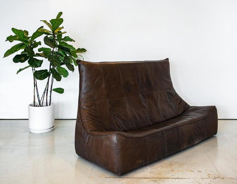 Rare leather