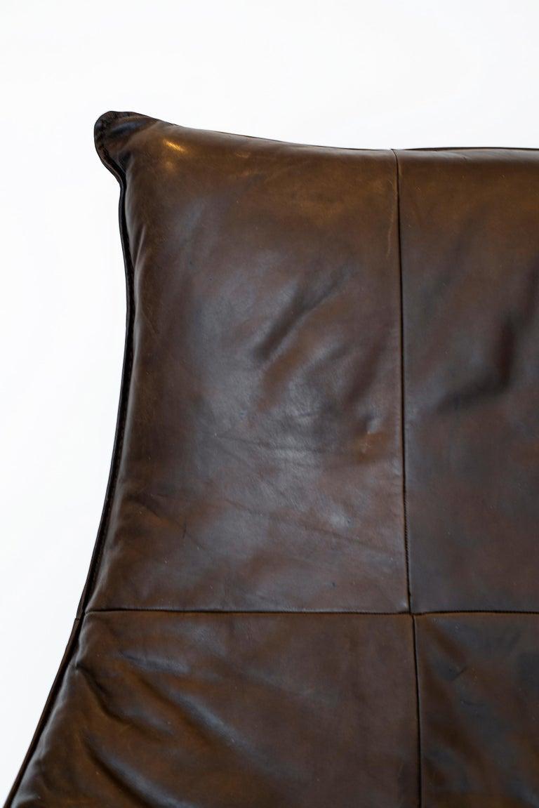 Leather Gerard Van Den Berg For Sale