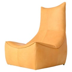Gerard Van Den Berg Rock Lounge Chair Montis the Netherlands, 1970