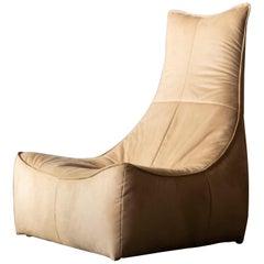 """Gerard Van Den Berg """"The Rock"""" Lounge Chair for Motis, 1970s"""