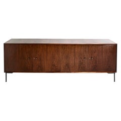 Gerardo de Barros, Buffet / Side Board, Jacaranda Wood, Brazil, 1956