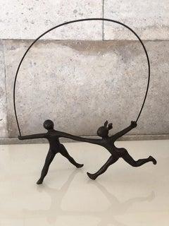 Niños en cuerda