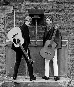 Chad & Jeremy, London, England 1963
