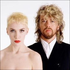 'Eurythmics'  SIGNED, LIMITED EDITION