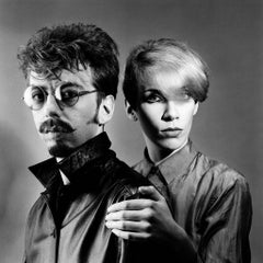 'Eurythmics'  Signed Limited Edition