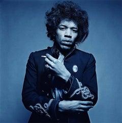 Jimi Hendrix Blue Smoke, 1967