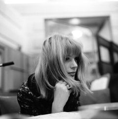 'Marianne Faithfull'  Signed Limited Edition