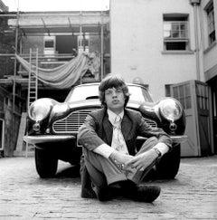 Mick Jagger, Aston Martin, 1966