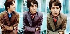 Paul McCartney triptych