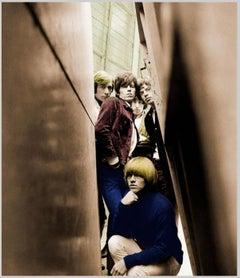 Rolling Stones Masons Yard, 1965