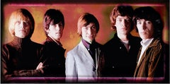 Rolling Stones Masons Yard Lightbox, 1965