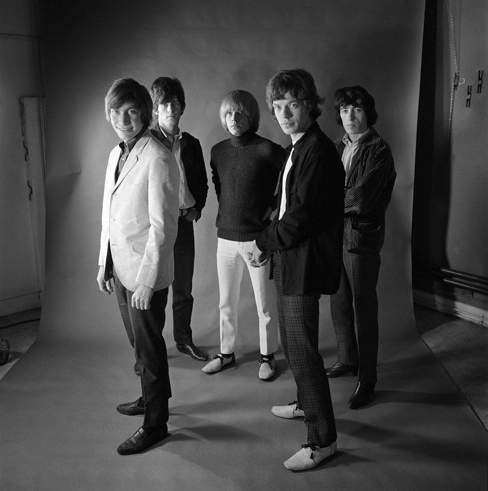 Rolling Stones Masons Yard London