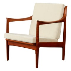 Gerhard Berg Lounge Chair for Westnofa