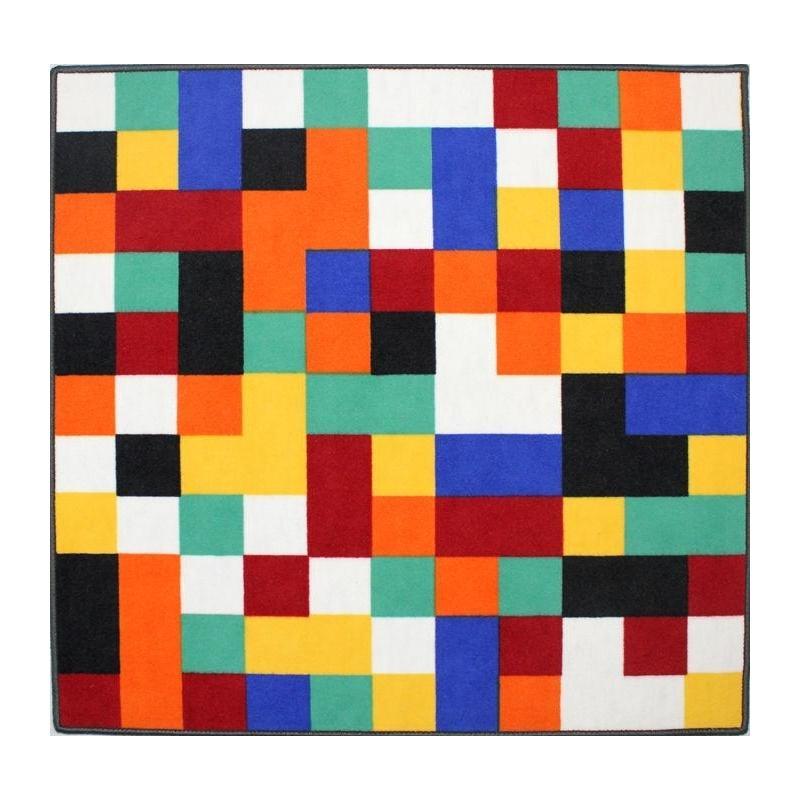 "Gerhard Richter - ""1024 Colors"" - unique printed fine felour from ""Vorwerk"""
