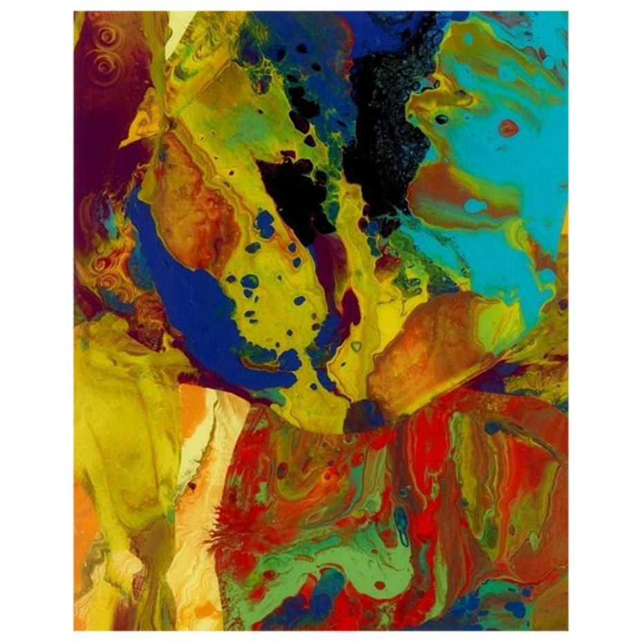 Gerhard Richter Original Limited Edition P9 Bagdad Print, 2014