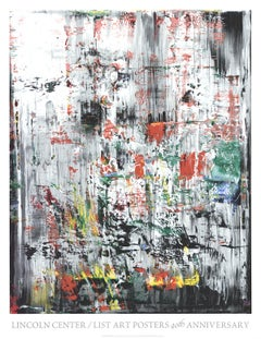 "Gerhard Richter-Eis 2-44.75"" x 34.5""-Serigraph-2003-Contemporary-Multicolor"