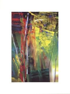 "Gerhard Richter-Victoria I-31.5"" x 23.5""-Poster-2003-Contemporary-Multicolor"
