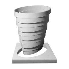 Gerla Marble Jar by Paolo Ulian