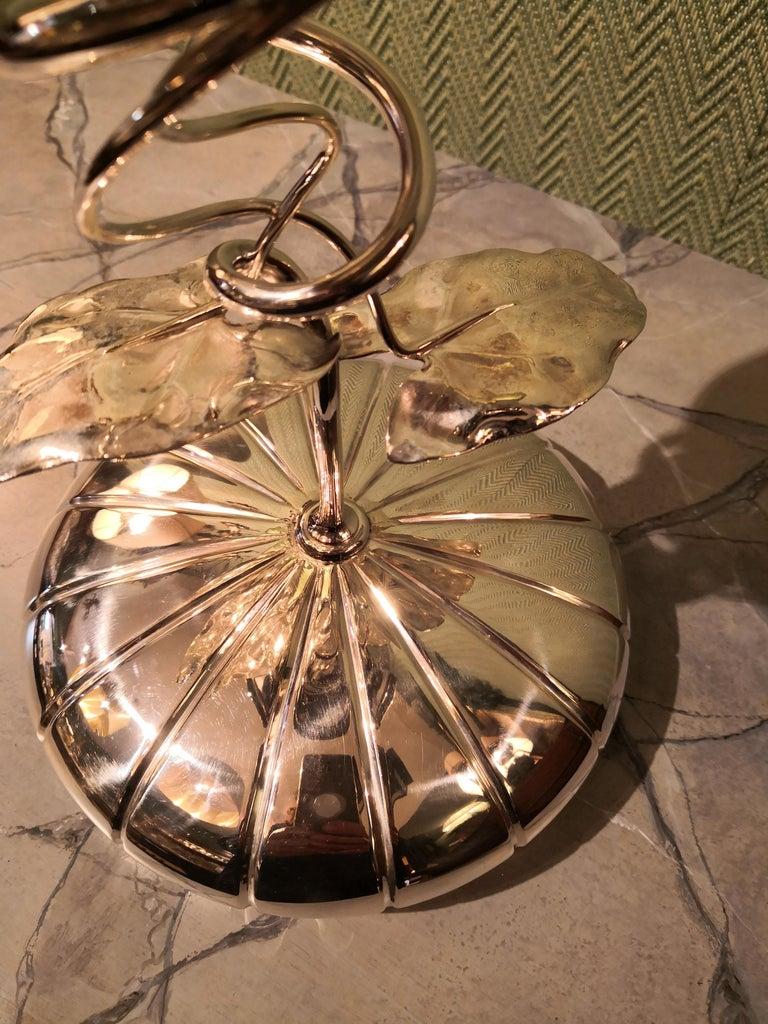 German Art Nouveau Silver Centerpiece Bowl For Sale 2