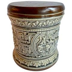 German Ceramic Humidor