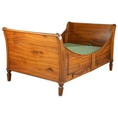German Louis XVI Sofa Bed