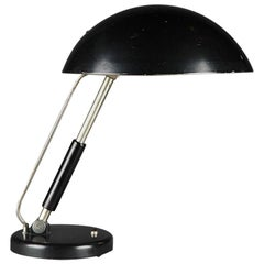 German Modernist Desk Lamp by Karl Trabert & G. Schanzenbach & Co.