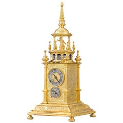 German Renaissance Turret Clock
