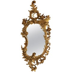 German Rokoko mirror