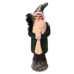 German Santa Claus Christmas Figure Papier-Mâché Sofina Boutique Kitzbühel