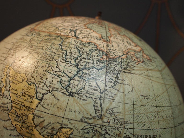 German School Globe from the 1920s For Sale 2
