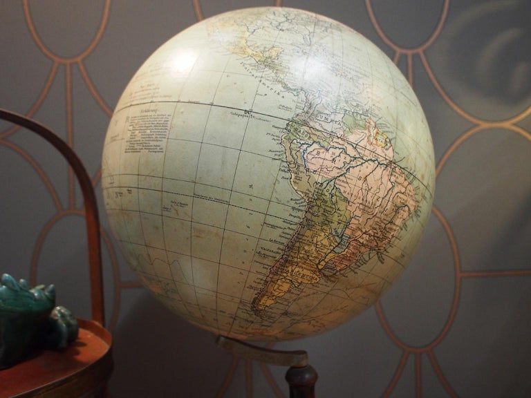 German School Globe from the 1920s For Sale 3