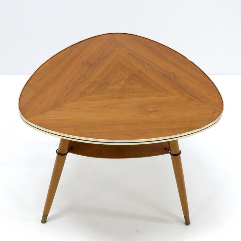 Mid-20th Century German Side Table, 1960 For Sale
