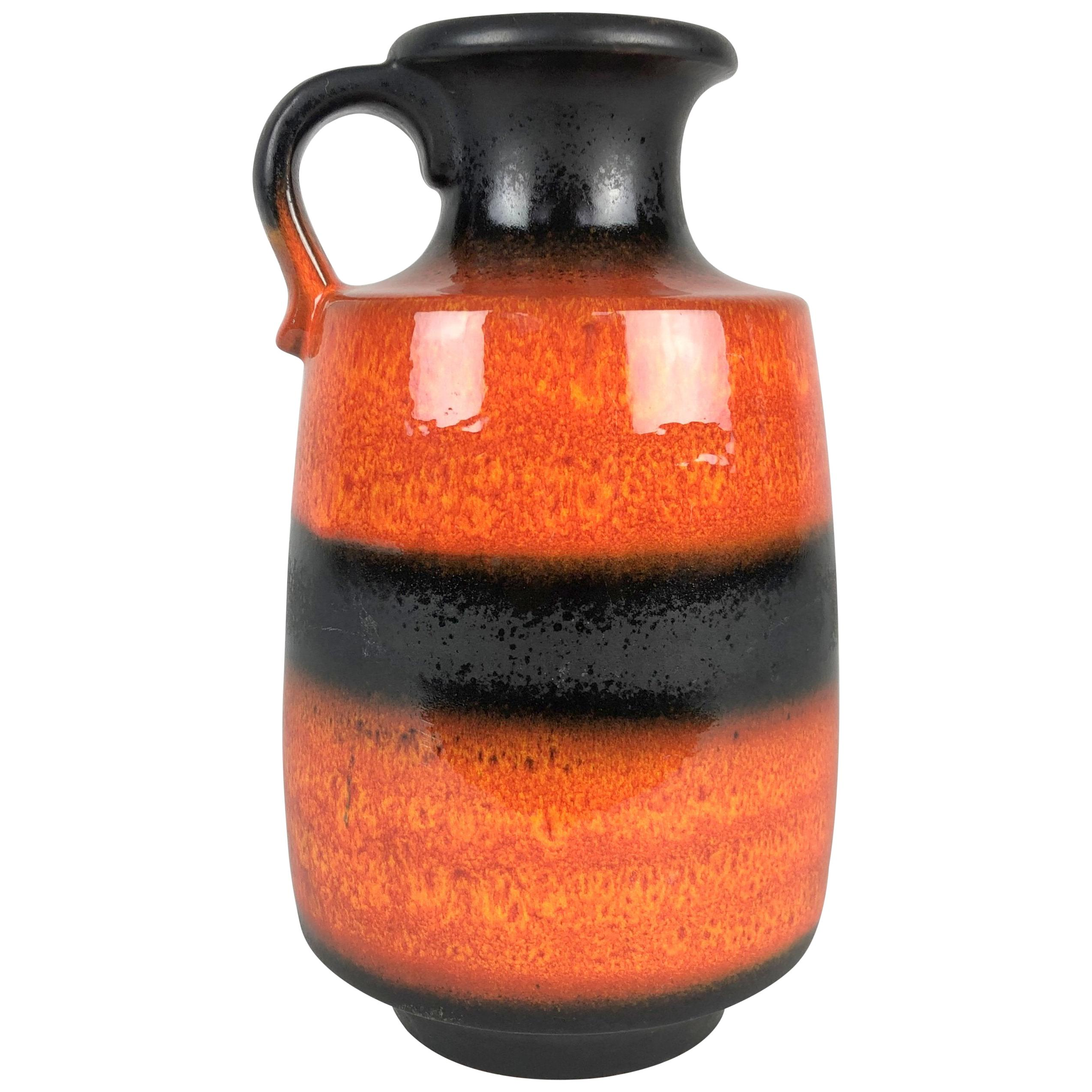 Carstens Tonnieshof German Pottery Vase 7650-30 Vintage Vase Home and Living Collectible Decor
