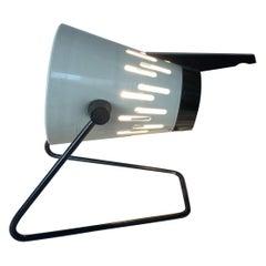 German Vintage Table Lamp from VEB Quarzlampen Markleeberg, 1970s