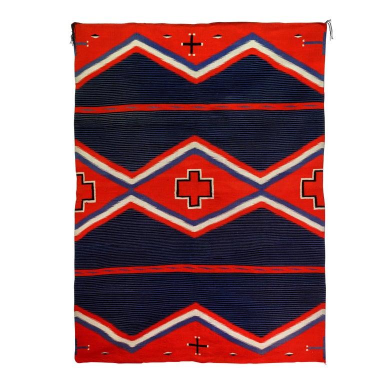 Germantown Moki Blanket For Sale At 1stdibs