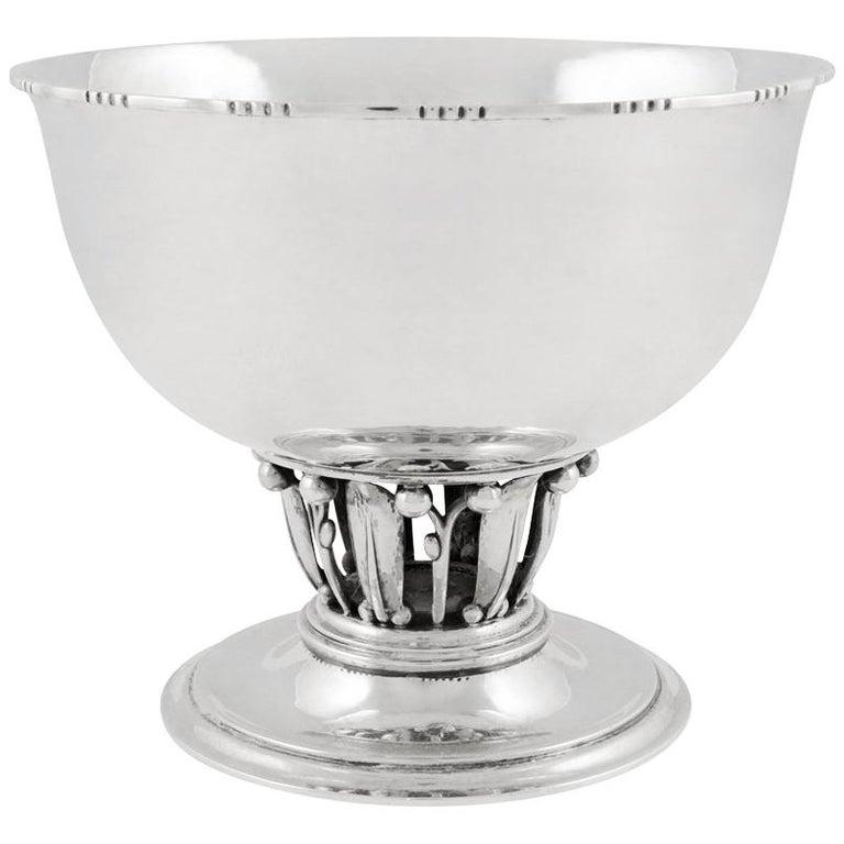 "Gerog Jensen ""Louvre"" Bowl #19A For Sale"