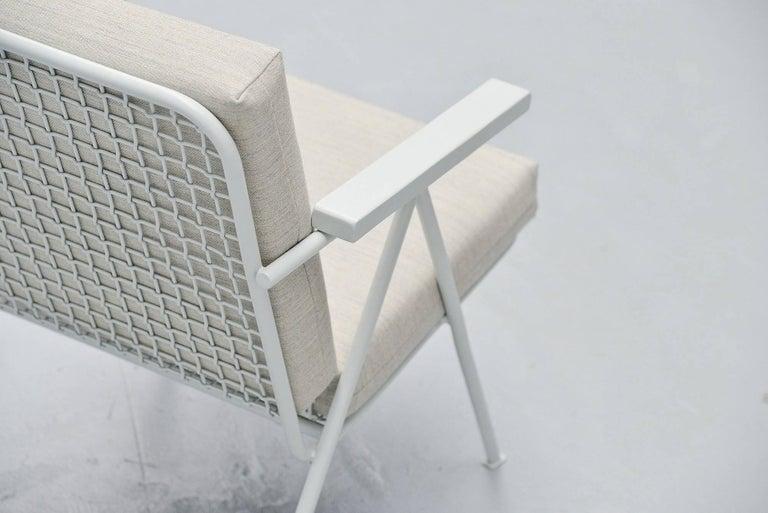 Mid-20th Century Gerrit Rietveld Amersfoortse / Nemefa Chair, 1949 For Sale