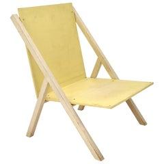 Gerrit Rietveld Jr. Prototype Salon Chair, Netherlands, 1955