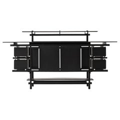 Gerrit Thomas Rietveld Elling Buffet by Cassina