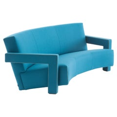 Gerrit Thomas Rietveld Utrech Sofa by Cassina