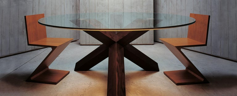 Gerrit Thomas Rietveld Zig Zag Chair by Cassina In New Condition For Sale In Barcelona, Barcelona