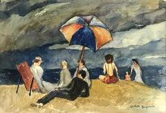 At the Beach VI