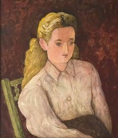 Gershon Benjamin - Blonde Girl