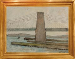 """Brooklyn Bridge II"""
