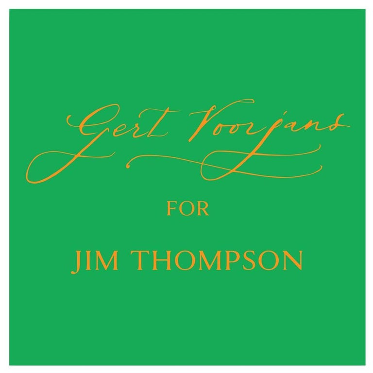 Gert Voorjans for Jim Thompson Fabric Collection Sample Book