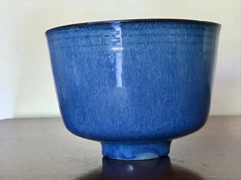 Ceramic Gertrud and Otto Natzler Studio Pottery For Sale