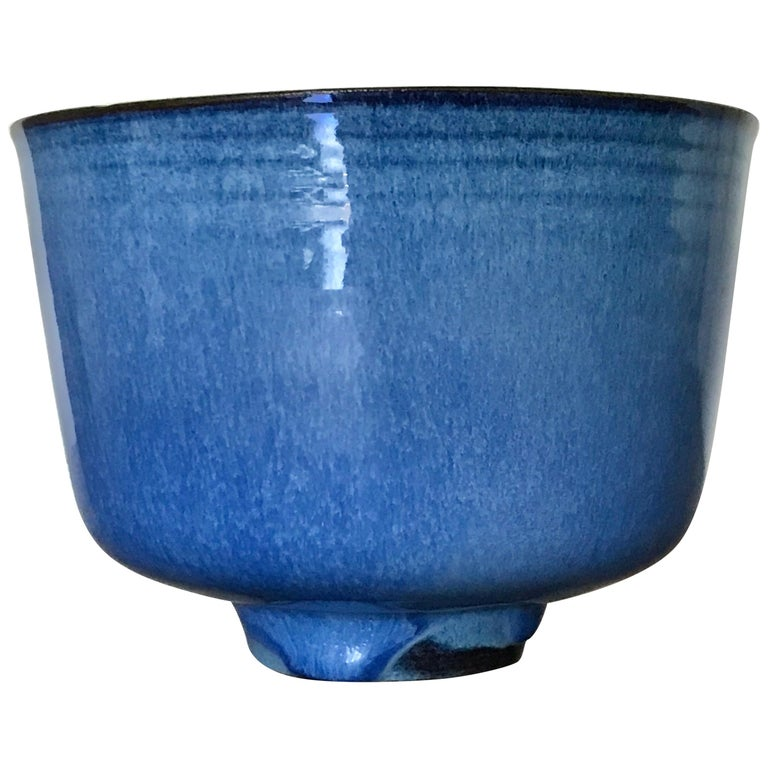 Gertrud and Otto Natzler Studio Pottery For Sale